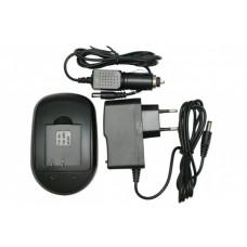 Зарядное устройство Fuji NP-60, NP-120 (LCD)